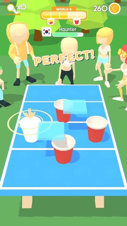 Pong Party 3D screenshot-8