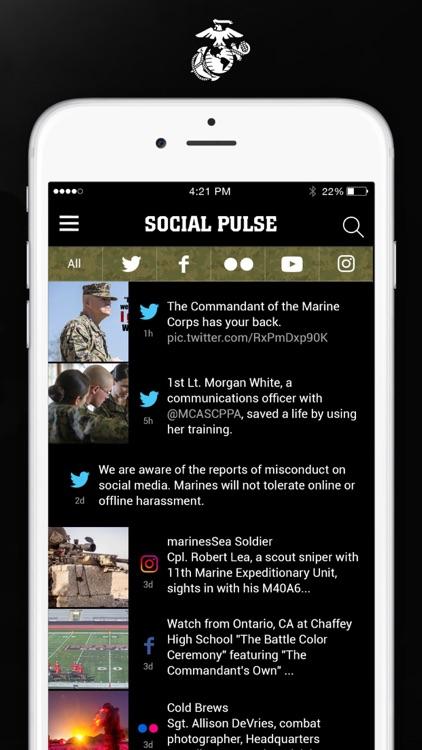 MarinesMobile® screenshot-4