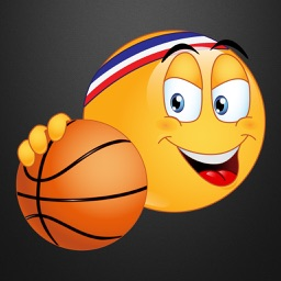 Basketball Emoji Stickers
