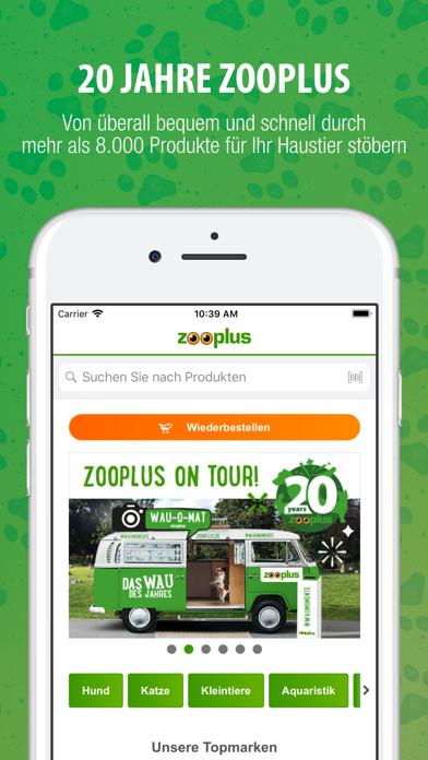 Herunterladen zooplus für Pc