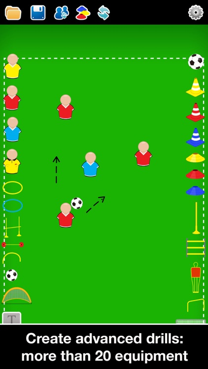 Coach Tactic Board: Soccer++ screenshot-1