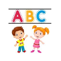 ABC Letter Tracing - Preschool
