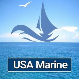 Seawell:USA Marine Charts GPS