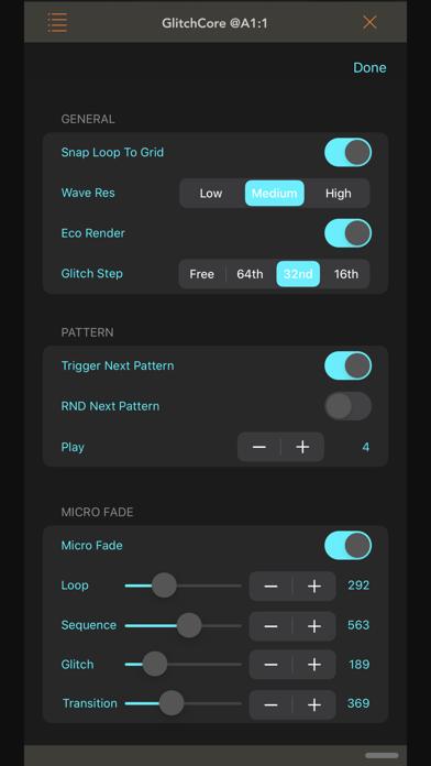 GlitchCore Screenshot