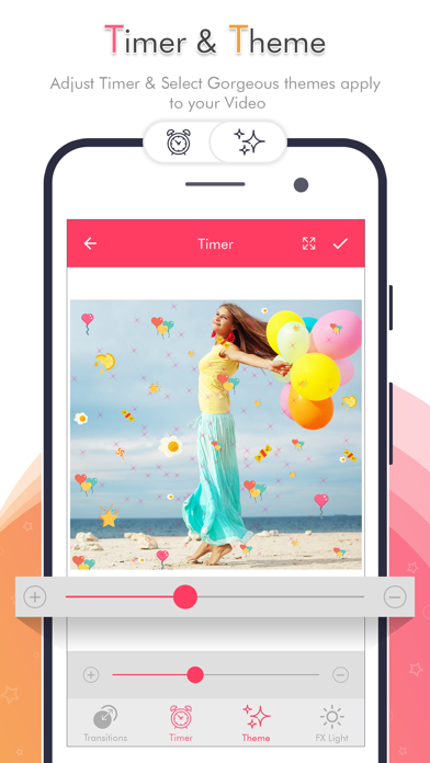 Video Maker Photos with songs screenshot four