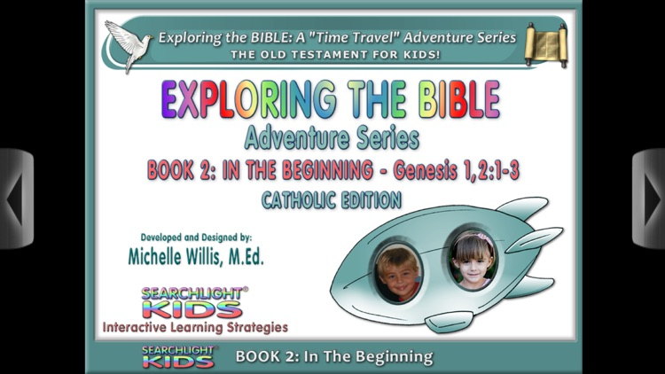Searchlight® Kids: Bible 2 CE screenshot-0
