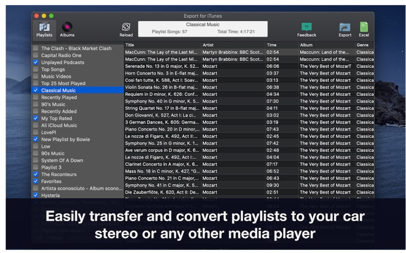 Screenshot Export for iTunes