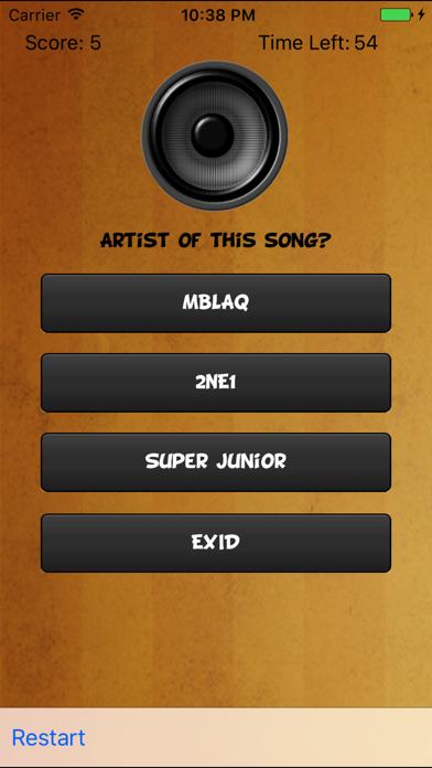 Kpop Music Quizのおすすめ画像3