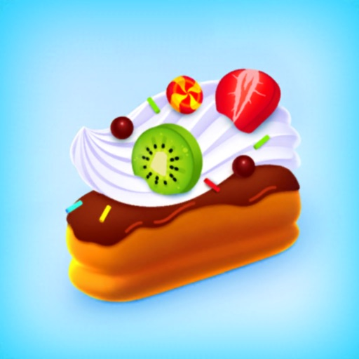 Cream Fever - Cooking Game icon