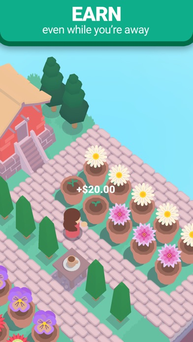 Sprout: Idle Garden screenshot 2