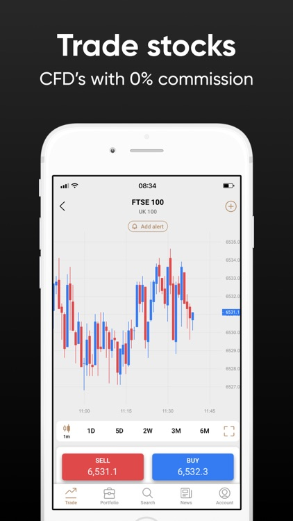 Capital.com: Trading & Finance screenshot-8