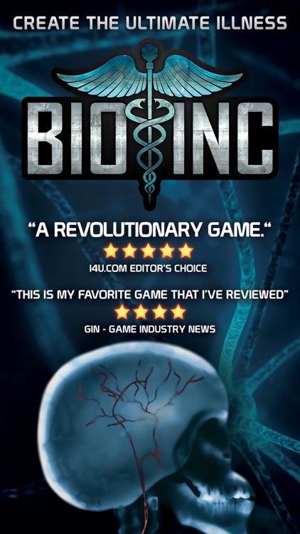 Bio Inc. - Biomedical Plague screenshot-0