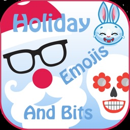 All Holiday Emoji Stickers