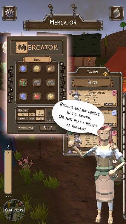 Mercator Adventure screenshot-3