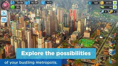 Simcity Buildit App Reviews - User Reviews of Simcity Buildit