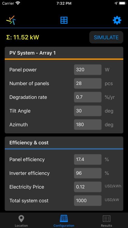 My Solar Panel