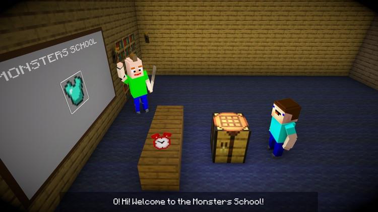 Noob VS Pro - Angry Teacher