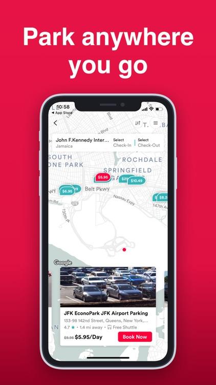Way - Parking & Insurance App screenshot-0