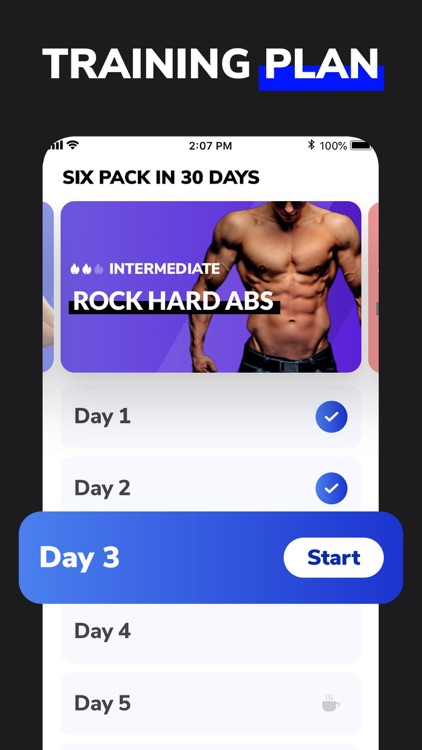 Six Pack in 30 Days - 6 Pack screenshot-3