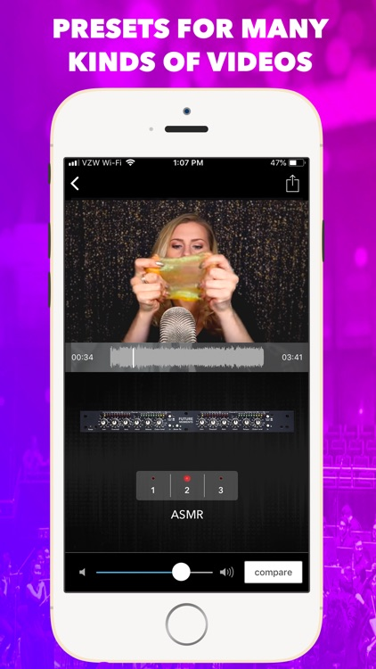 VideoMaster: EQ For Videos App screenshot-3