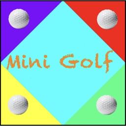 AC - Mini Golf Score Card