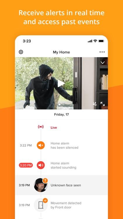 Home + Security screenshot-3