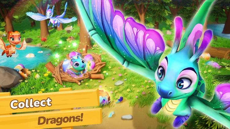 Dragonscapes Adventure screenshot-0