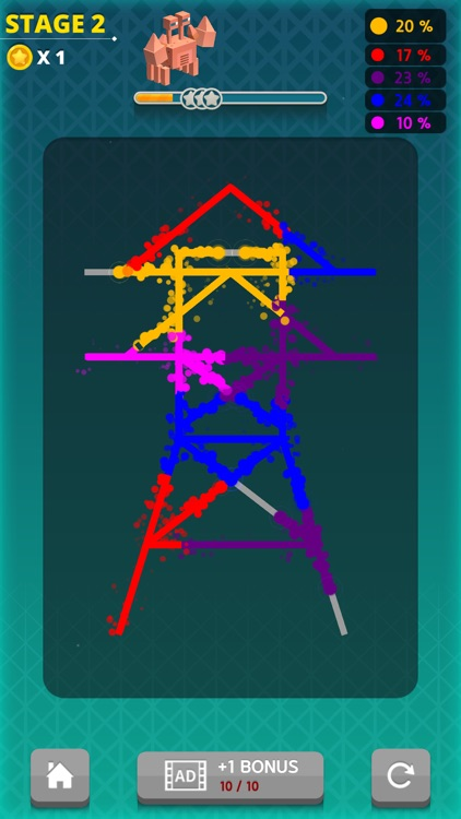 Play Lines: New Puzzle Game screenshot-5