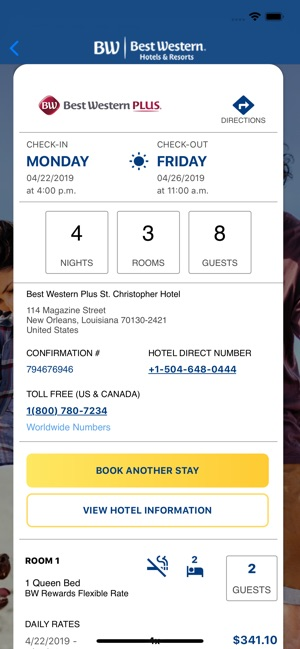 Best Western To Go On The App Store