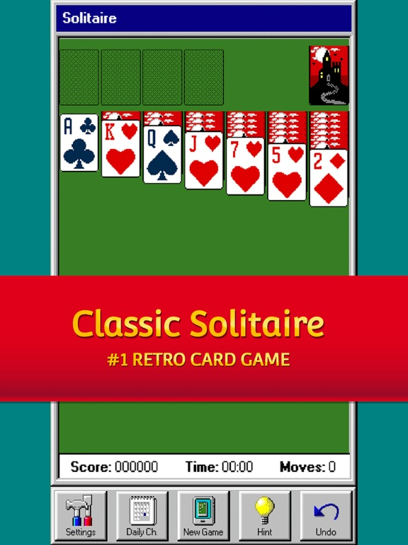 Solitaire 95: The Classic Game screenshot 9