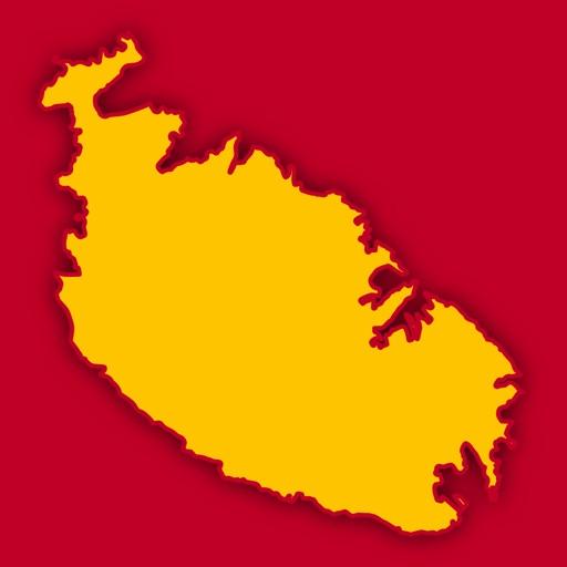 Malta & Gozo Offline Map