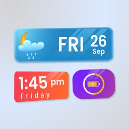 Custom Widgets for iOS 14