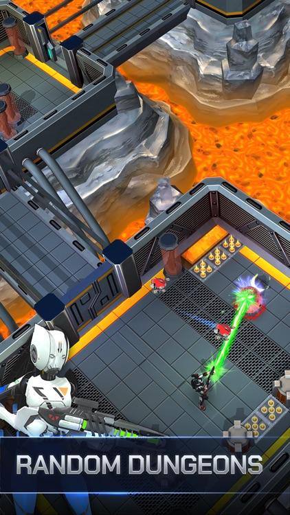 Spacelanders: Space Shooter screenshot-6