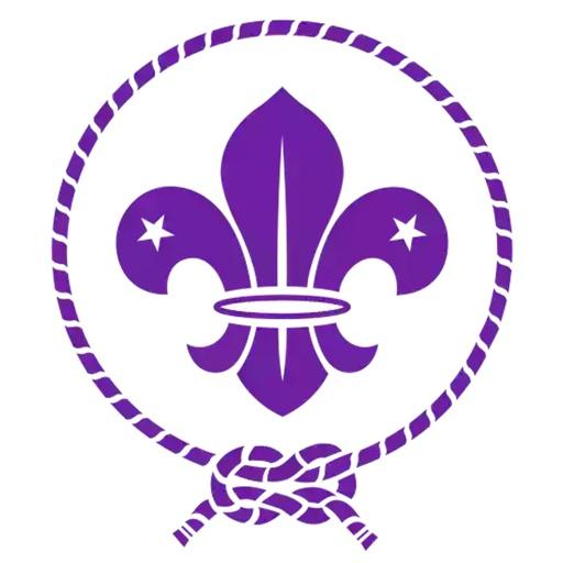 Stickers Scouts ملصقات الكشافة