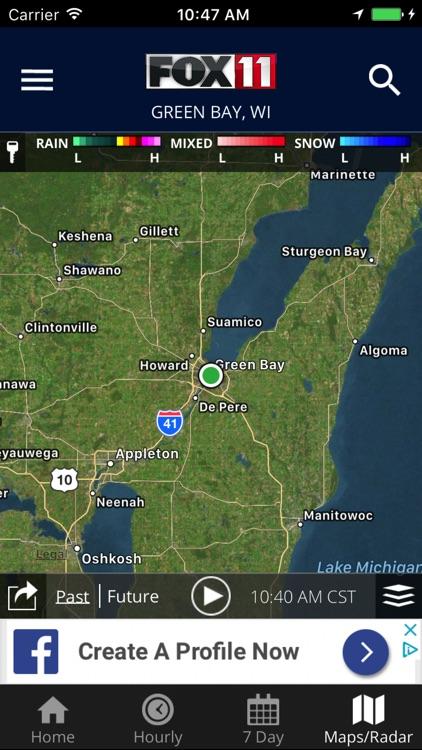 FOX 11 Weather screenshot-3