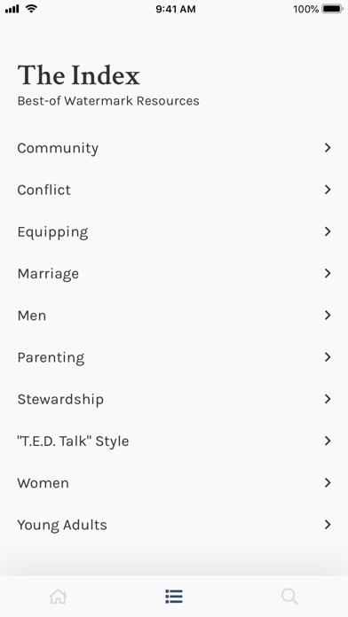 Watermark Community Groups screenshot 2