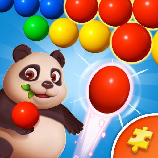 Bubble Shooter Panda Crush
