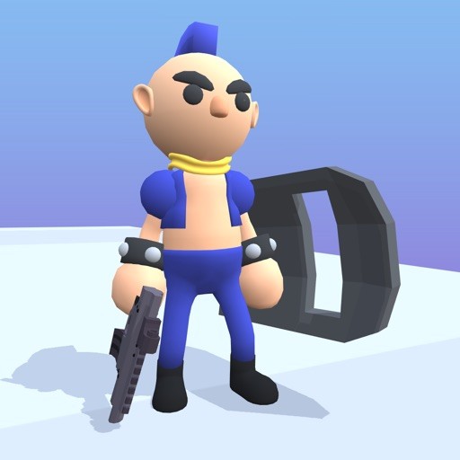 Fury Pistol
