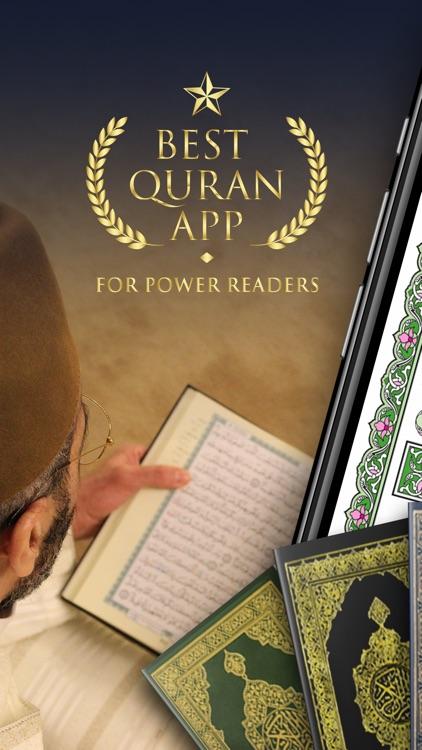 Al Quran by Quran Touch screenshot-0