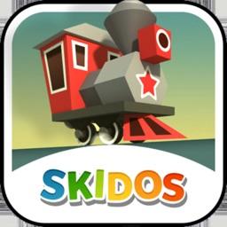Kids Cool Math Train Fun Games