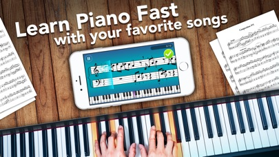 Screenshot for Simply Piano by JoyTunes in United States App Store