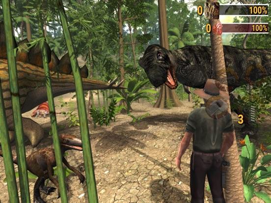 Screenshot #1 for Dino Safari: E-Pro