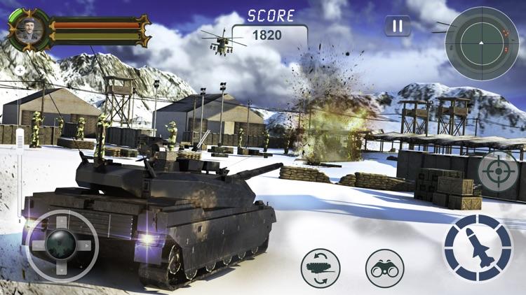 Real Battle of Tanks 2019 screenshot-4