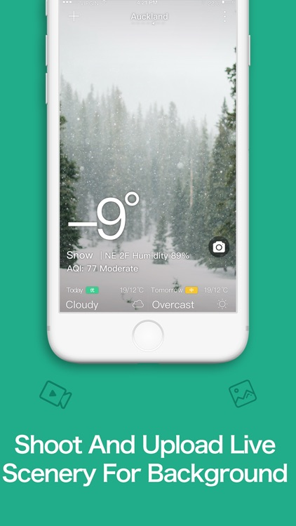 Live Weather Pro screenshot-2
