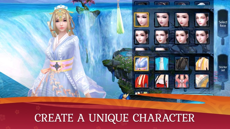 Jade Dynasty Mobile screenshot-3
