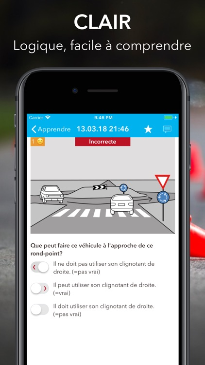 iThéorie Permis Belge screenshot-4
