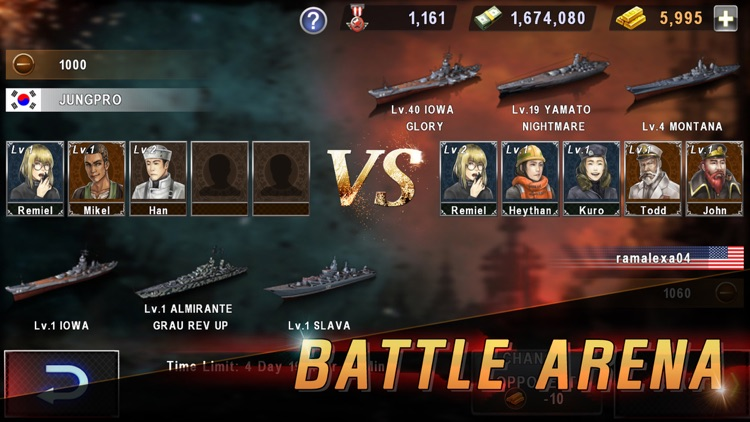 WARSHIP BATTLE:3D World War II screenshot-6