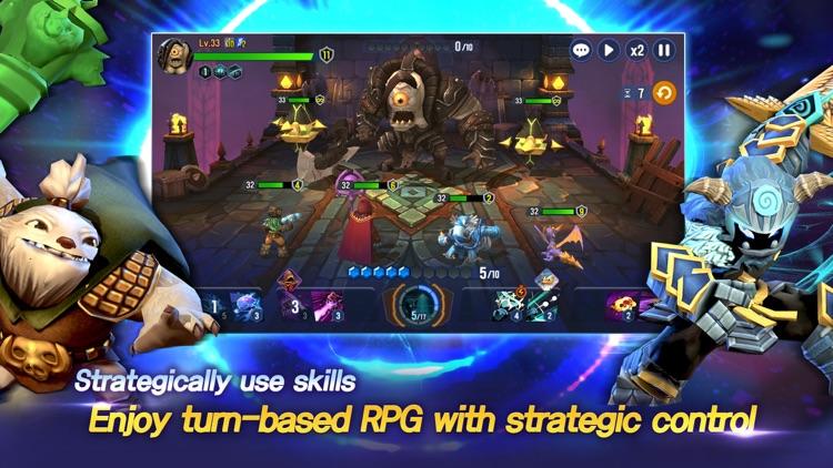Skylanders™ Ring of Heroes screenshot-5