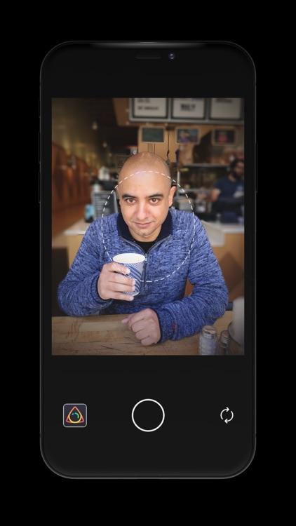 Depthshot-Portrait Mode Camera