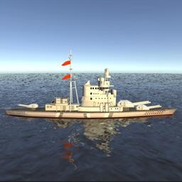 Warship Battle Simulator